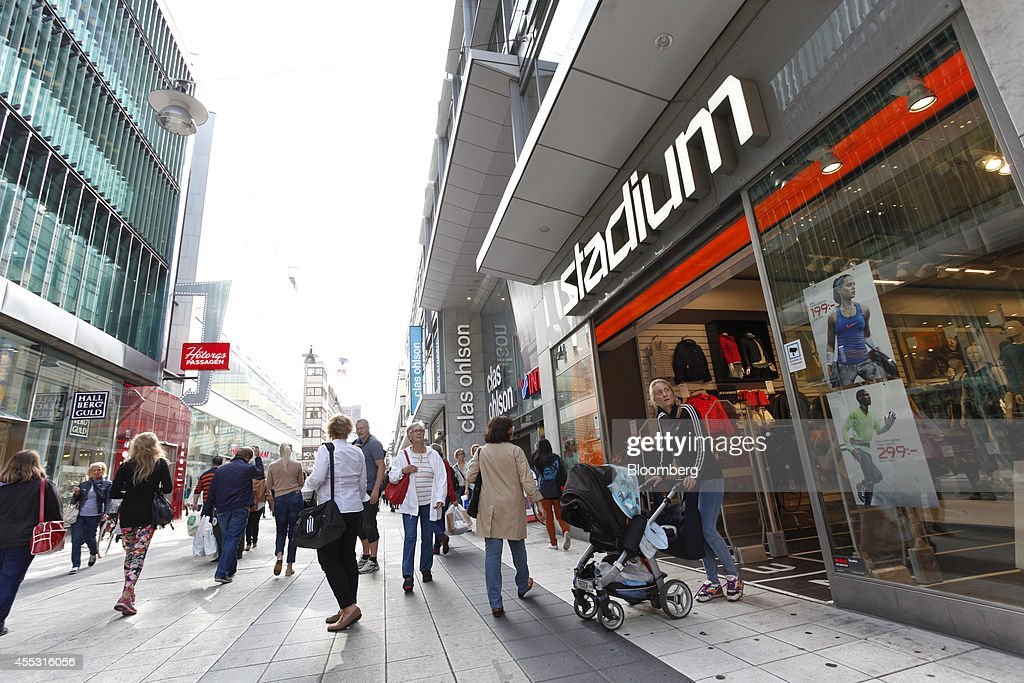 Clothing stores in stockholm