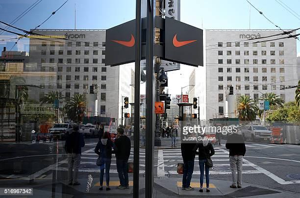 Shoe Store Sacramento Street San Francisco