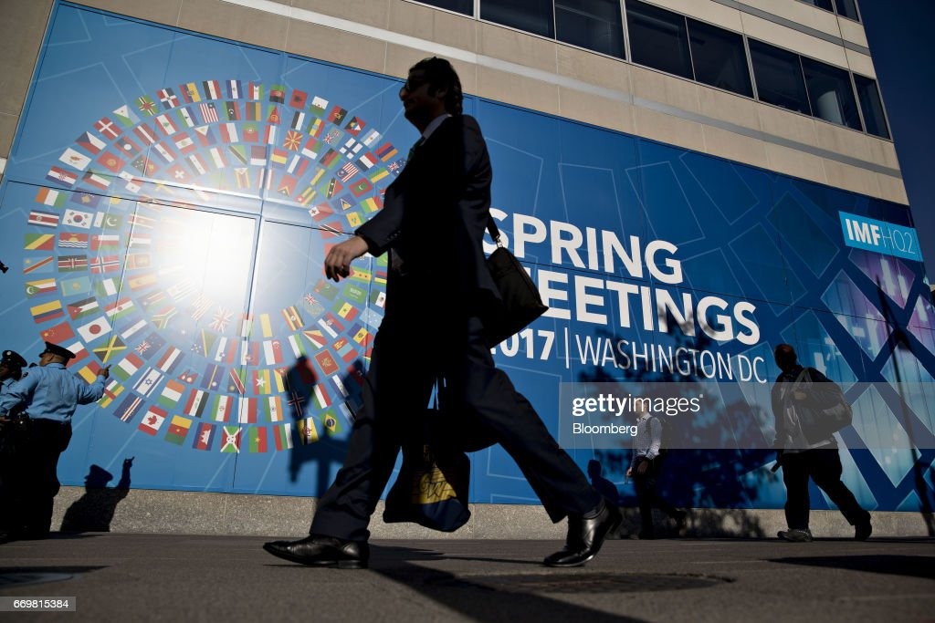 IMF Holds its Spring Meetings