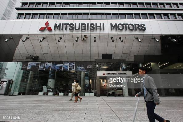 Mitsubishi Motors Photos Et Images De Collection Getty