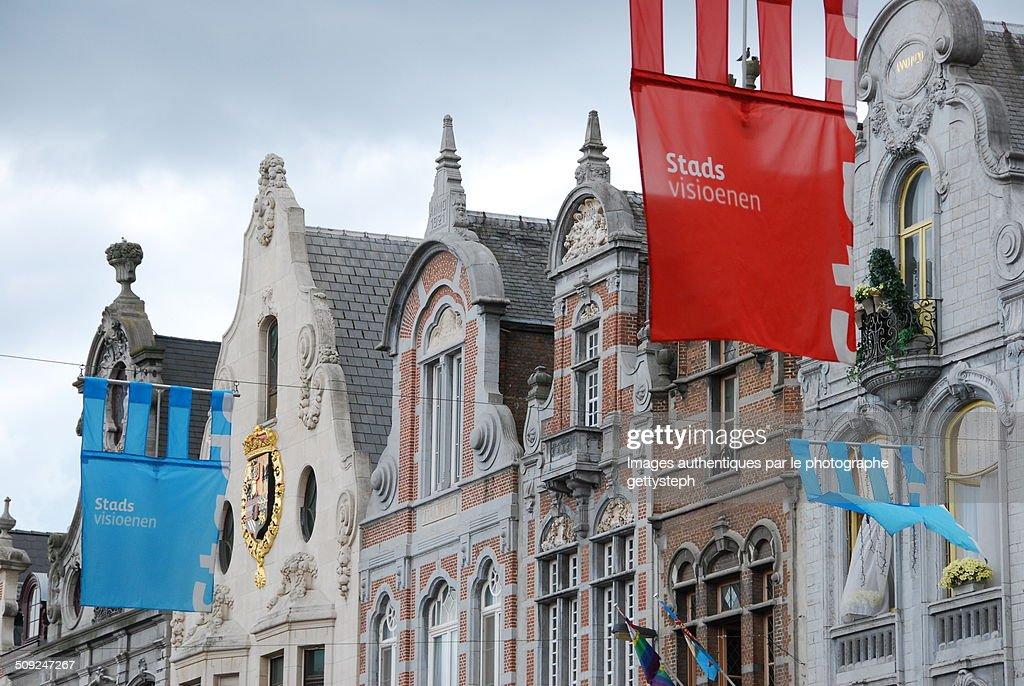 Pediments Mechelen