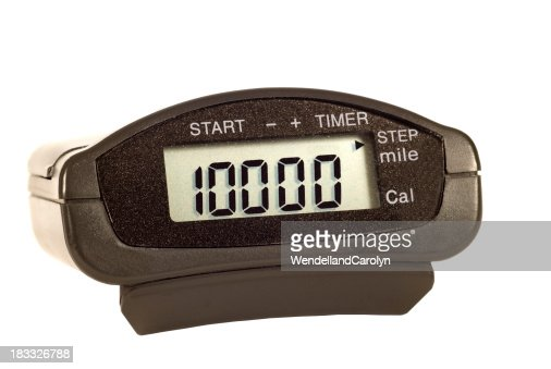 'Pedometer Hits 10,000 Steps'
