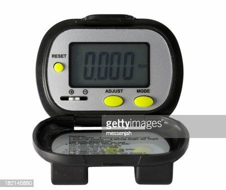 Pedometer (0.0 km)