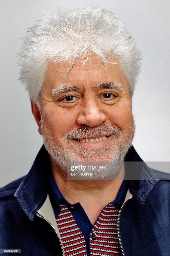 Pedro Almodovar - Portrait Session