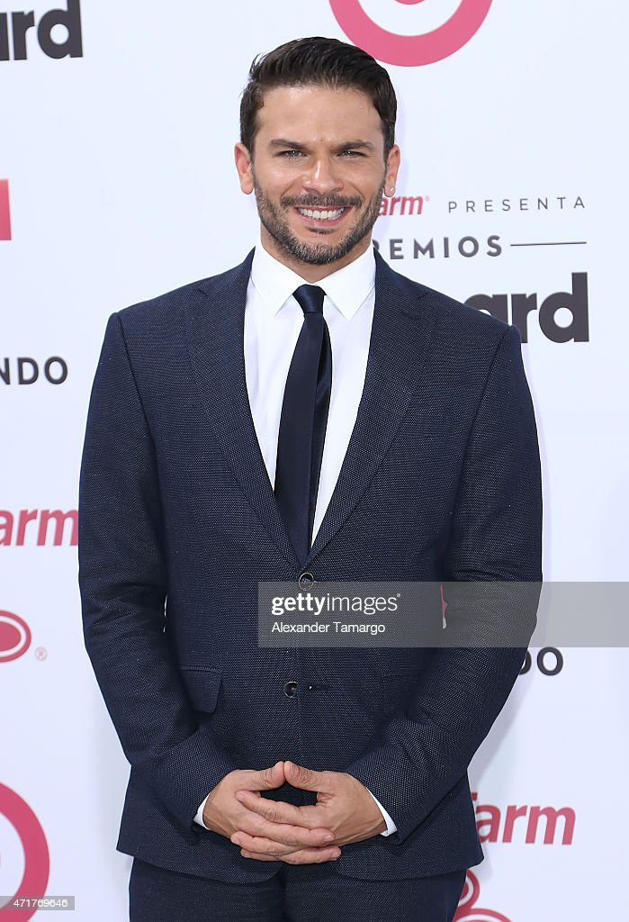 Pedro Capo arrives at 2015 Billboard Latin Music Awards presented by State Farm on Telemundo at Bank United Center on April 30, 2015 in Miami, Florida.