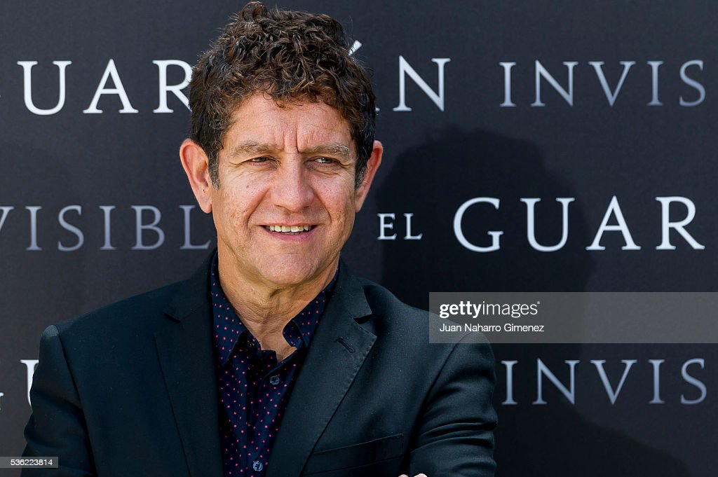 Pedro Casablanc attends 'EL Guardian Invisible' photocall on May 31, 2016 in Madrid, Spain.