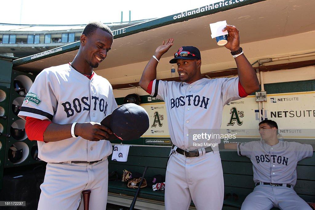 Boston Red Sox v Oakland Athletics