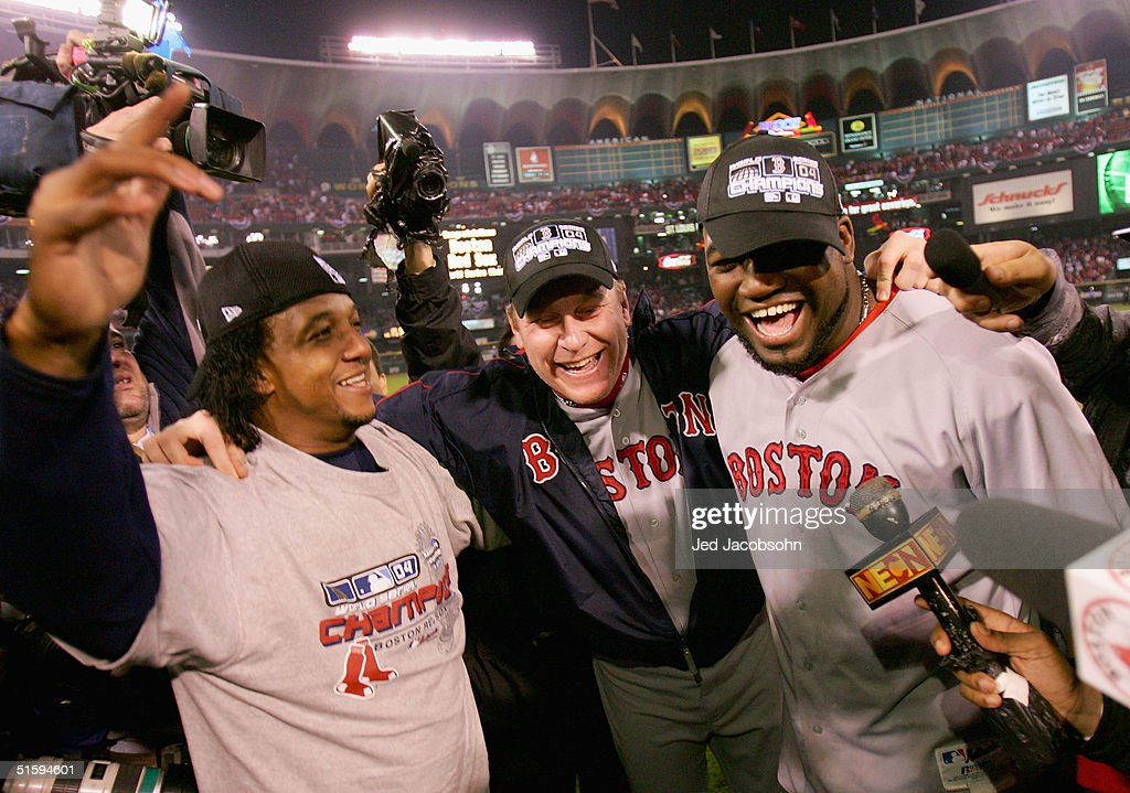Boston Red Sox Take World Series In Four Straight