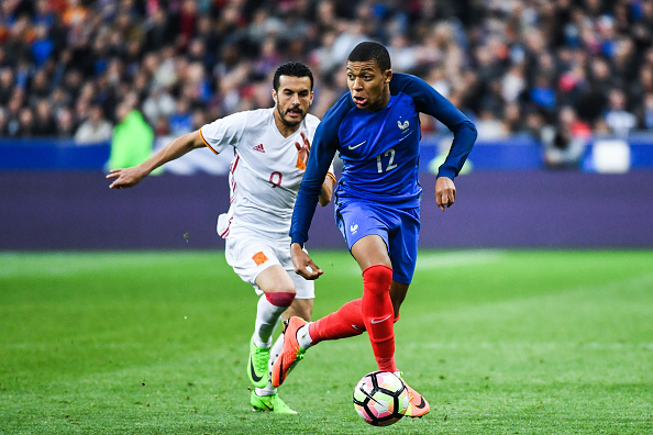 France vs Spain - Friendly match : News Photo