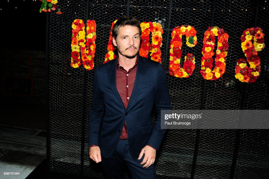 Pedro Pascal attends 'Narcos' Season 3 New York Screening - After Party at Stage 48 on August 21, 2017 in New York City.
