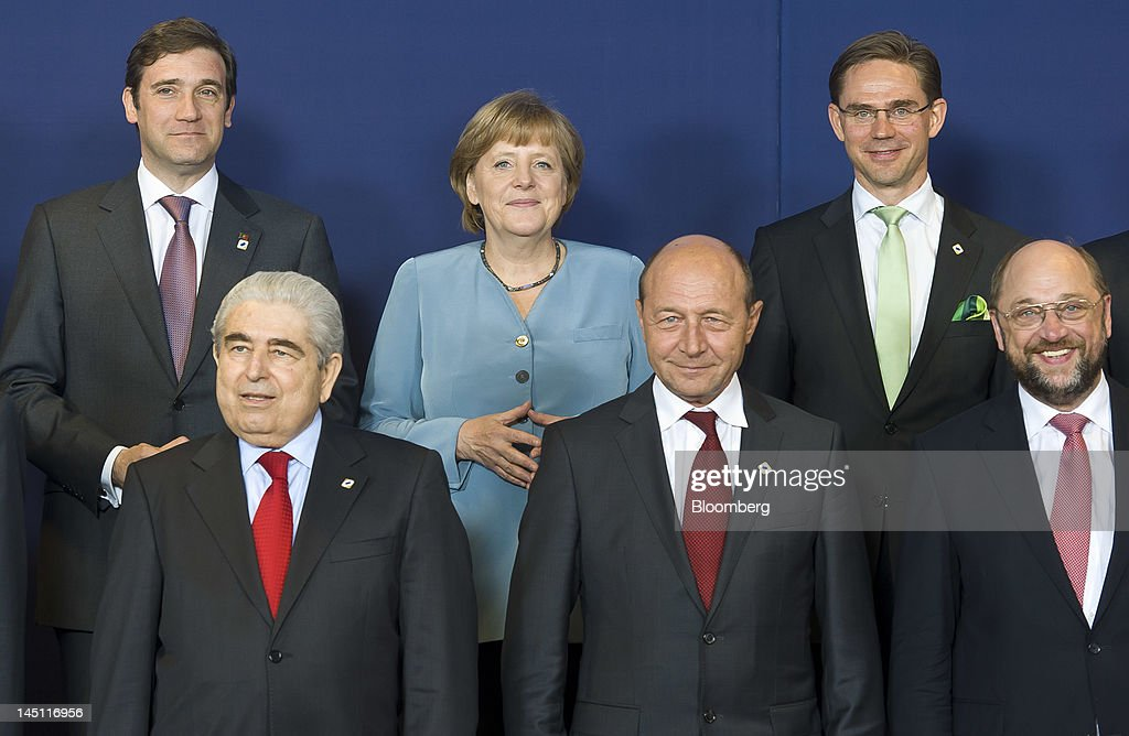 EU Leaders Gather To Discuss Greek Crisis