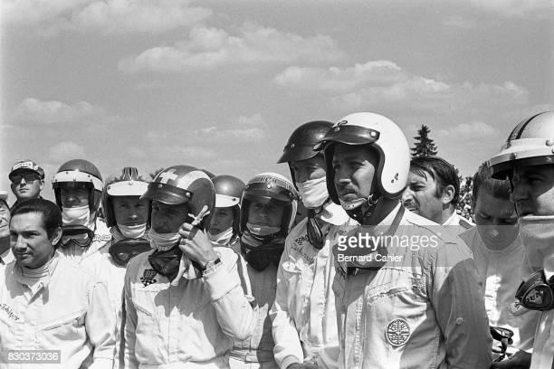 Pedro Rodriguez David Hobbs Mike SpenceJo Siffert Jacky Ickx Jackie Stewart Dan Gurney Jo Bonnier Jo Schlesser Denny Hulme Grand Prix of Germany...
