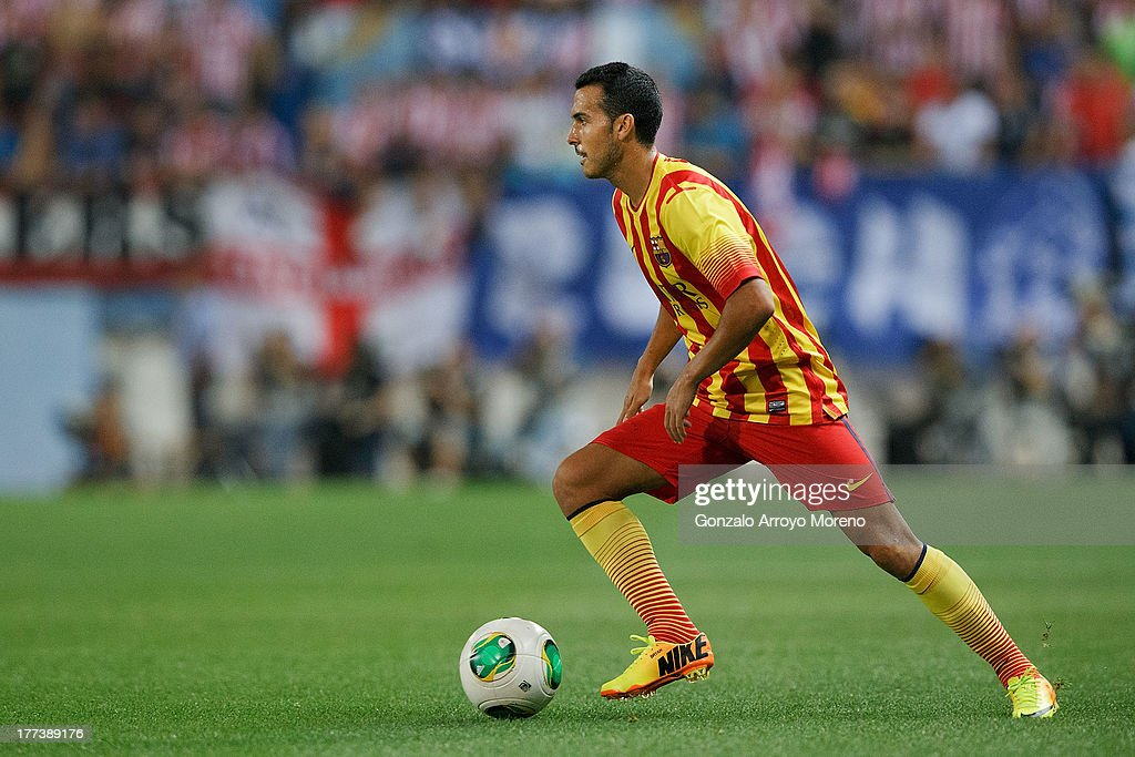 Club Atletico de Madrid v Barcelona - Spanish Super Cup