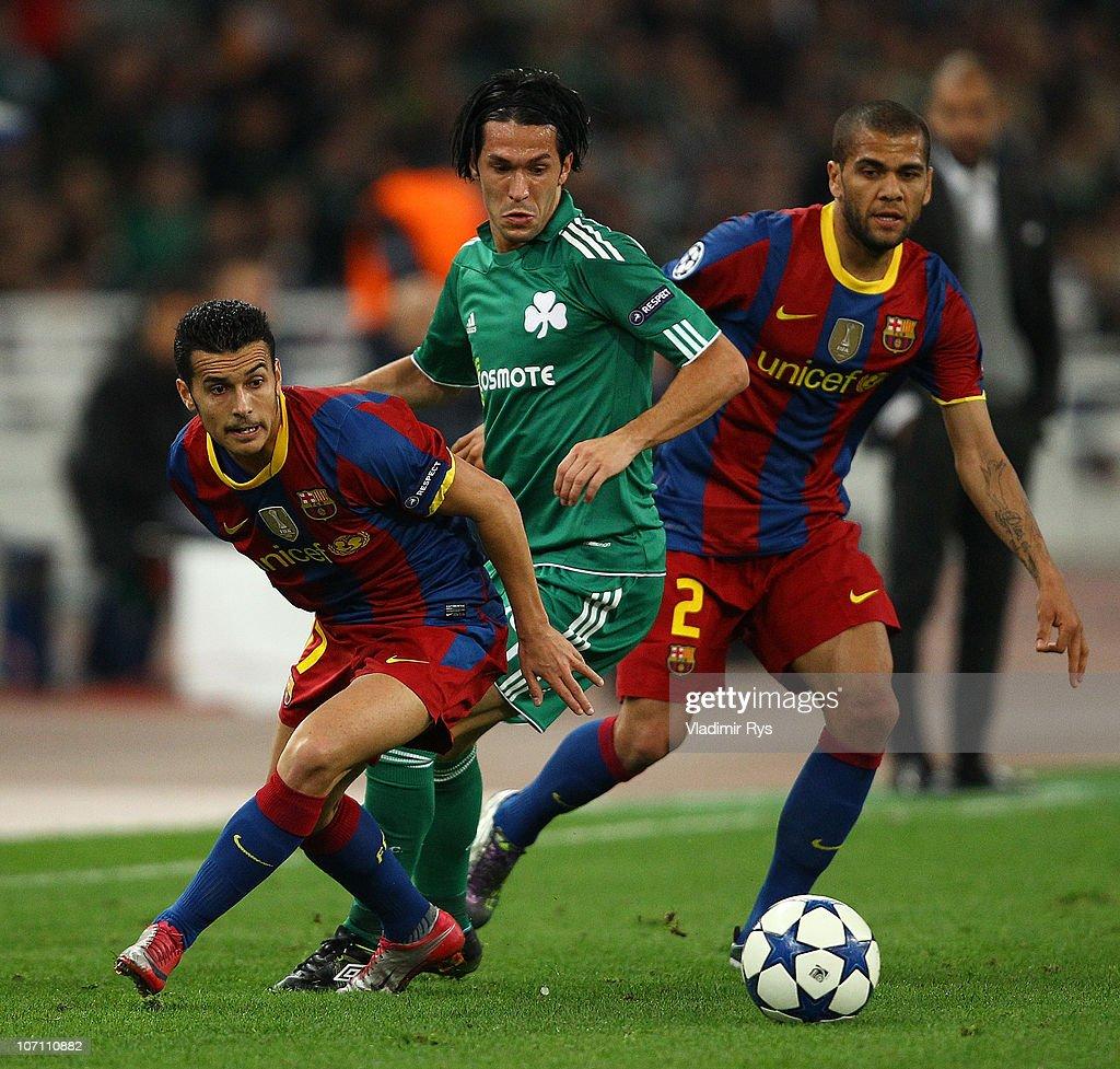 fc barcelona champions league siege