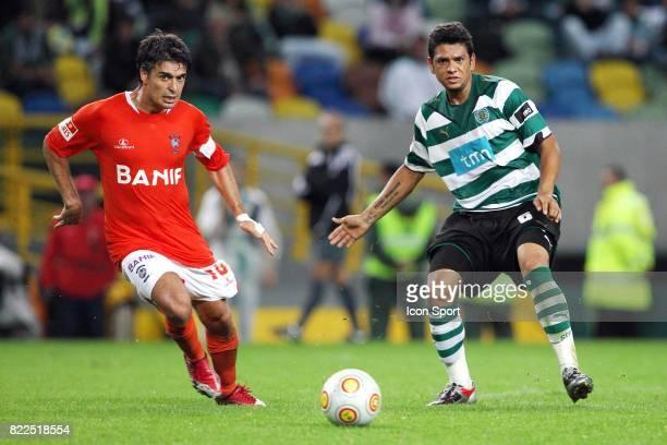 Pedro Silva / Bruno Sporting Portugal / Maritimo 9e journee du Championnat Portugal