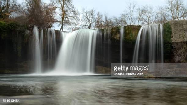 Pedrosa of Tobalina's Waterfall