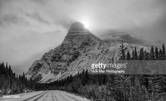 Peekaboo, Icefields Parkway, Canadian Rockies