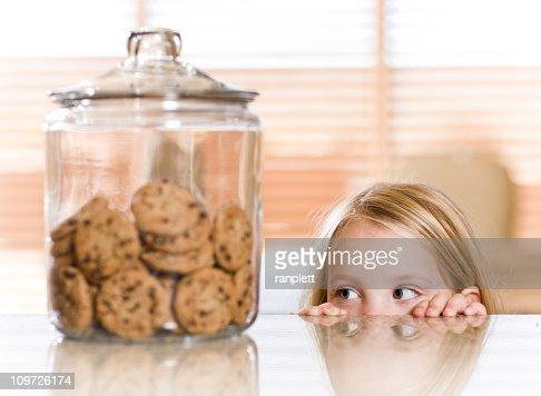 Peeking Over the Counter