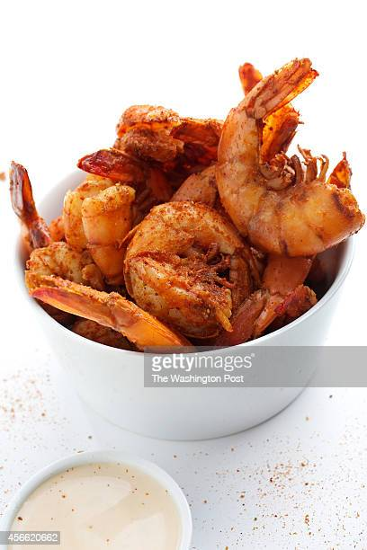 Peel and Eat Shrimp With Lemon Mayo