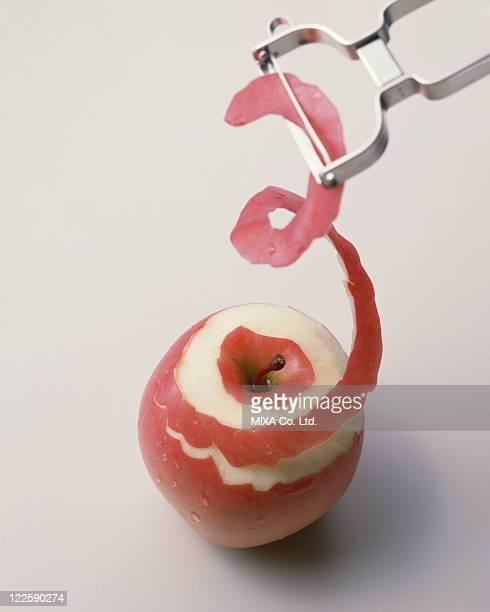 Peeling Apple
