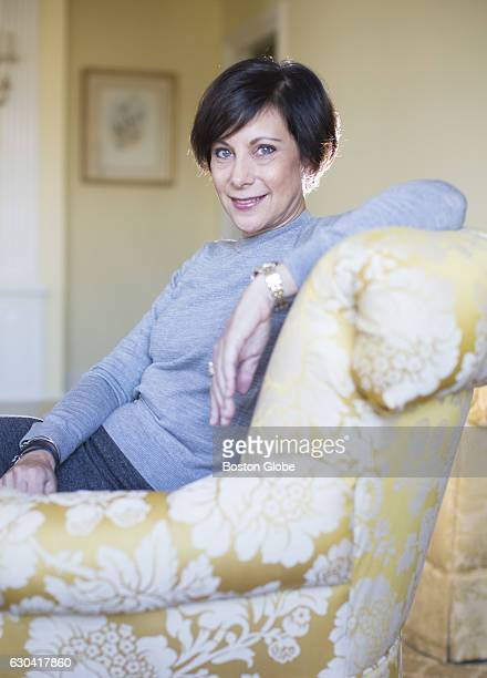 Peggy Fogelman director of the Isabella Stewart Gardner Museum poses for a portrait in Boston on Oct 26 2015