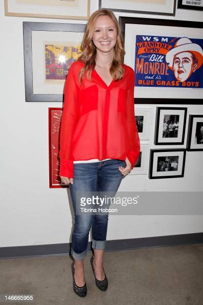 Peggy Kilpatrick attends the Jingle Punks west coast launch on June 21 2012 in Santa Monica California