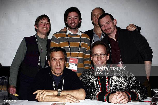 Peggy LeMone Nicholas Meyer Shane Carruth Doron Weber Lawrence Krauss and John Underkoffler
