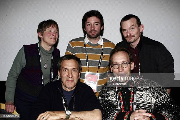 Peggy LeMone Nicholas Meyer Shane Carruth Lawrence Krauss and John Underkoffler