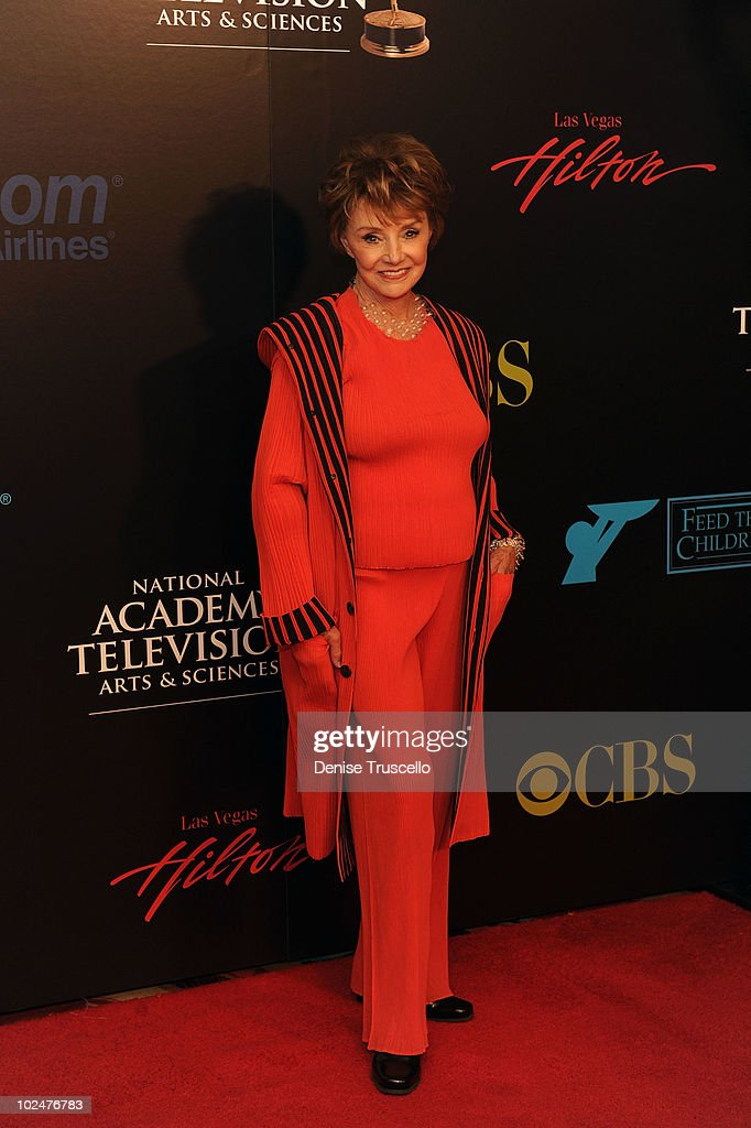 <a gi-track='captionPersonalityLinkClicked' href=/galleries/search?phrase=Peggy+McCay&family=editorial&specificpeople=663738 ng-click='$event.stopPropagation()'>Peggy McCay</a> arrives at the 37th Annual Daytime Emmy Awards at Las Vegas Hilton on June 27, 2010 in Las Vegas, Nevada.