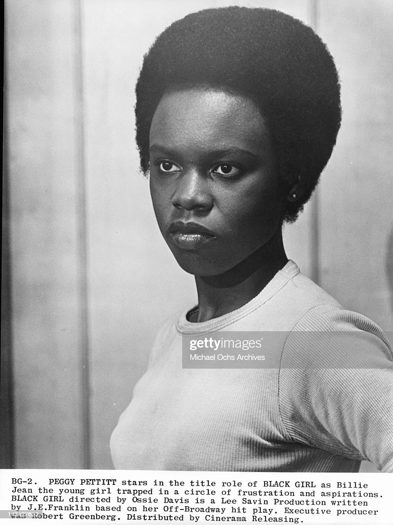 peggy pettitt in black girl pictures getty images peggy pettitt stars in the title role as billie jean the young girl trapped in a