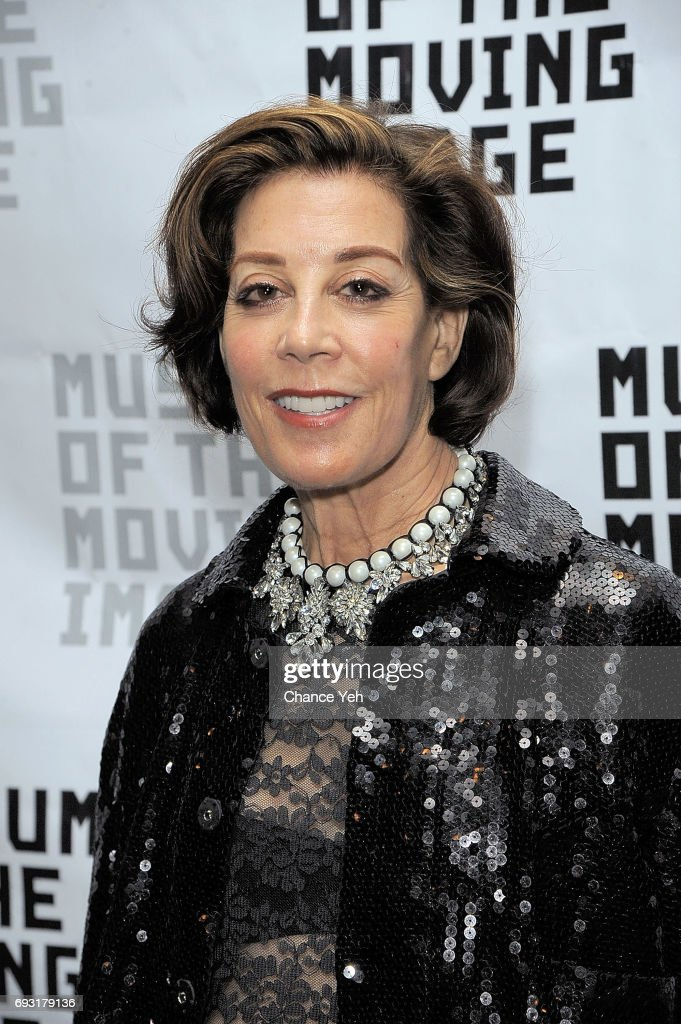 Peggy Siegal attends 2017 Museum Of The Moving Image Industry Honors at Park Hyatt Hotel New York on June 6, 2017 in New York City.