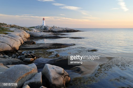 Peggy's Cove Coast