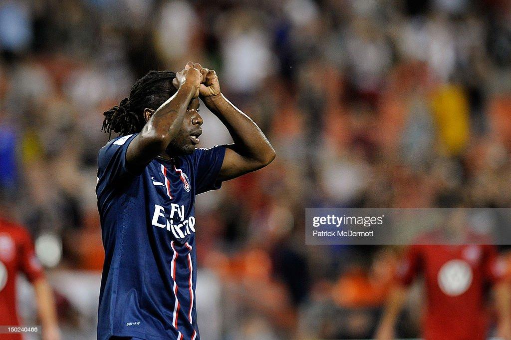 Paris Saint-Germain v DC United