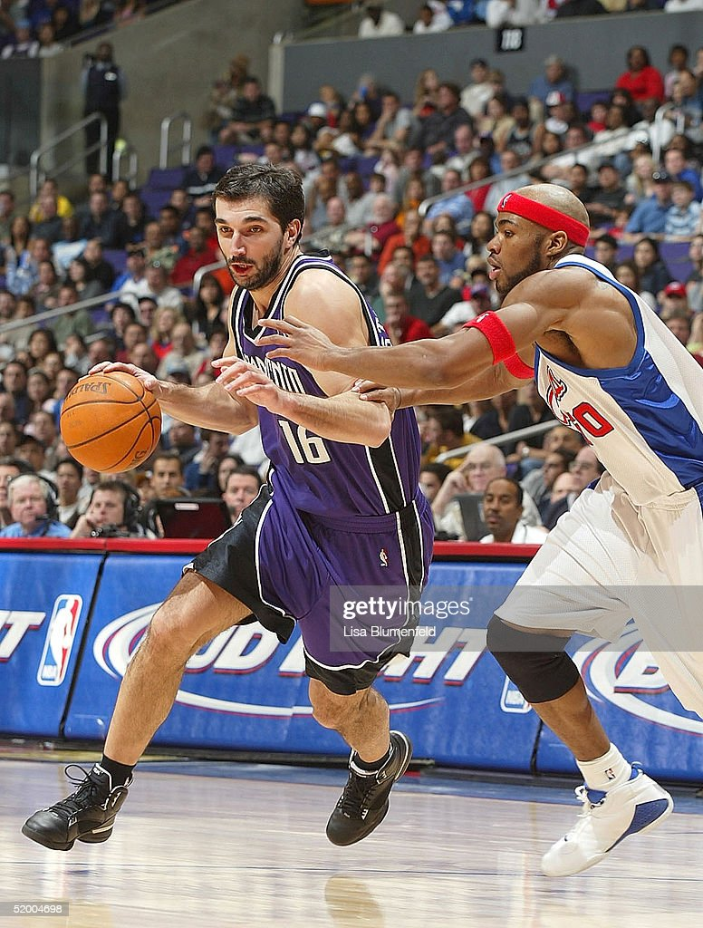 Sacramento Kings v Los Angeles Clippers s and