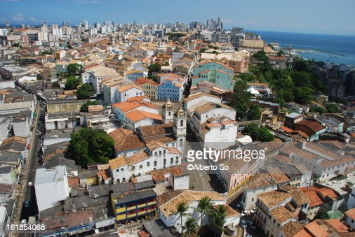 Pelourinho - Bahia : Stock Photo