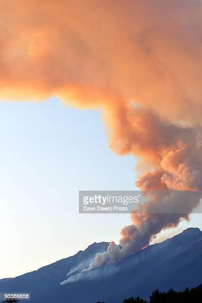 Pemberton Wildfires