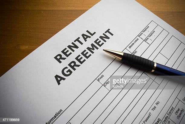 Mietvertrag Vertrag