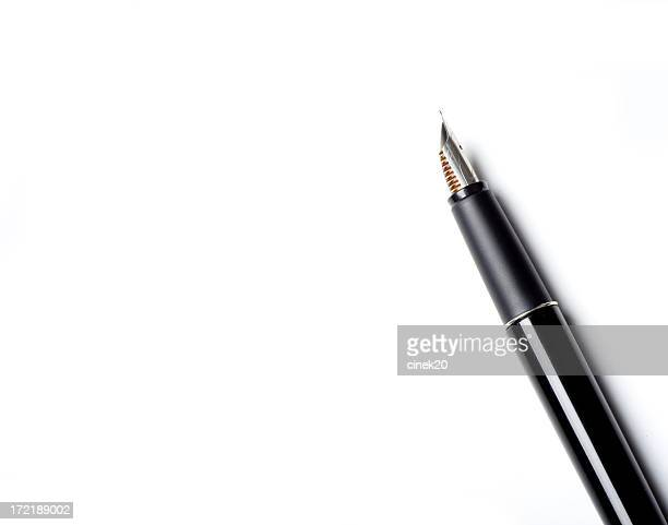 Pen with space for your text