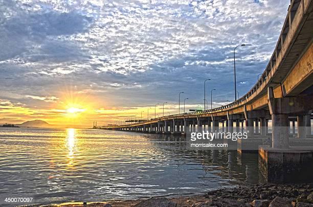 Penang Bridge Sunrise