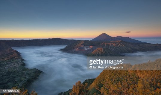 Penanjakan Bromo : Stock Photo