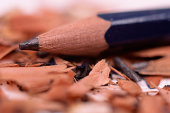 Pencil and shavings