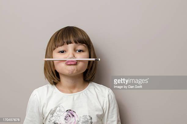 Pencil Moustache