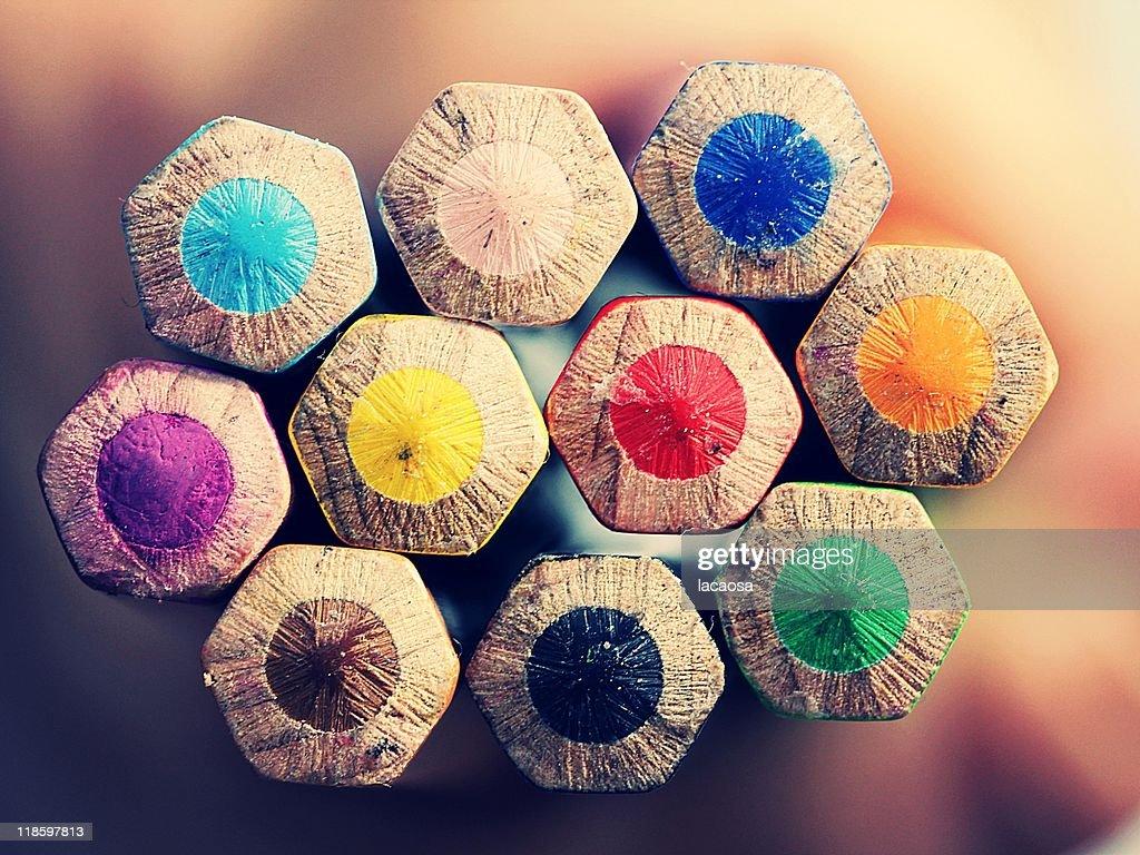 Pencils : Stock Photo