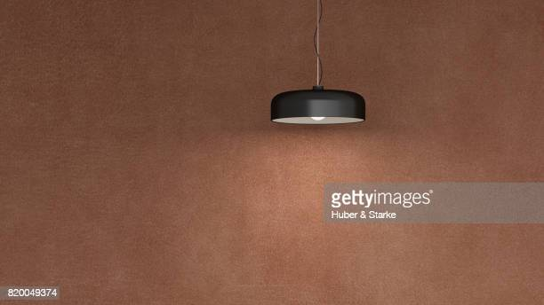 pendant light, retro styled design