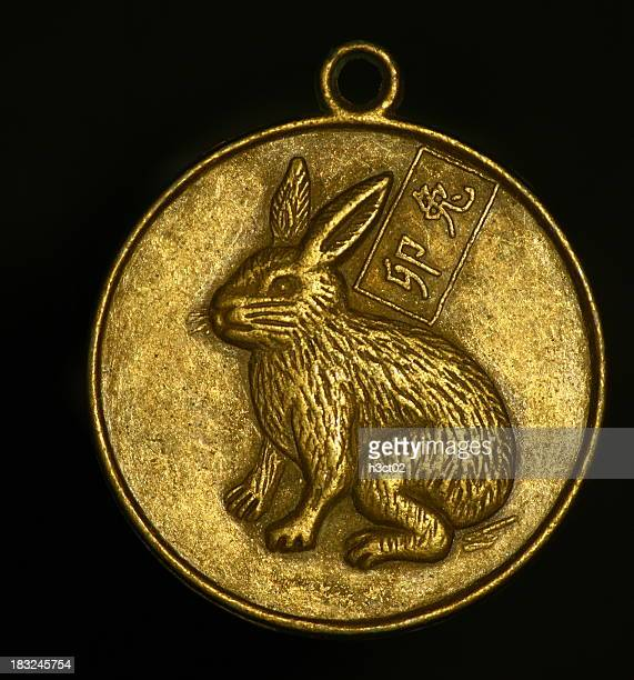 pendant - rabbit