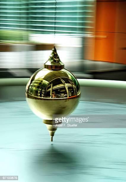 Pendulum of Foucault