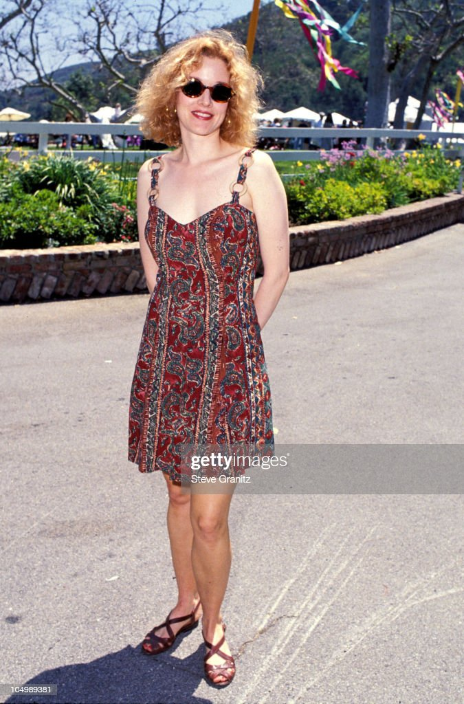 Penelope Ann Miller during Pediatric Aids Event A Time For Heroes at Private House in Bel Air, California, United States.