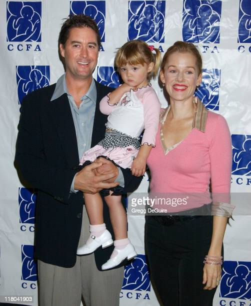 Penelope Ann Miller Husband James Daughter Eloisa Photo by Gregg DeGuire/WireImage for Caring for children families with AIDS
