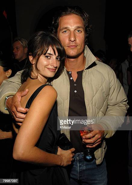 Penelope Cruz and Matthew McConaughey at the ONEorg Event to Make Poverty History The ONE Campaign is an effort to rally Americans to fight the...
