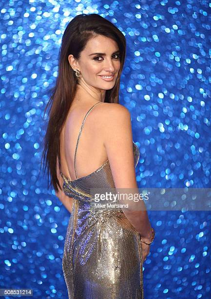 Penelope Cruz attends a London Fan Screening of the Paramount Pictures film 'Zoolander No 2' at Empire Leicester Square on February 4 2016 in London...